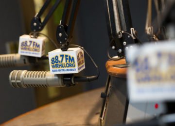 WRHU Named Finalist for Marconi Radio Award
