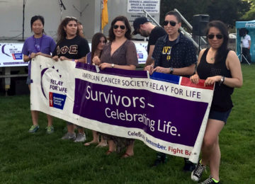 Tenth Annual Relay for Life raises over $63,000